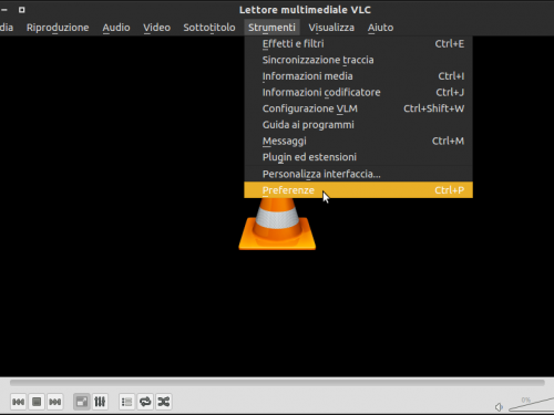 VLC volume a 150%? portalo a 200%!
