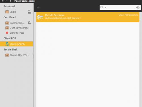Creare un pacchetto e pubblicarlo su Launchpad