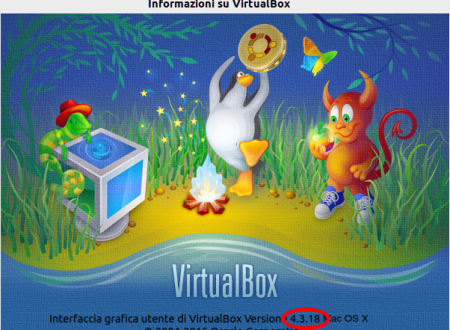 Installare VirtualBox Extension Pack su Linux