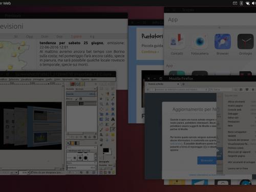 Ubuntu M10: alla scoperta del tablet